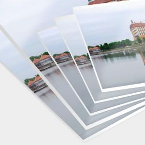 Stampa su Plexiglass Opalino Dimensioni Personalizzate