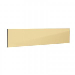 Targhetta in ABS per porta GOLD tipologia Rettangolare