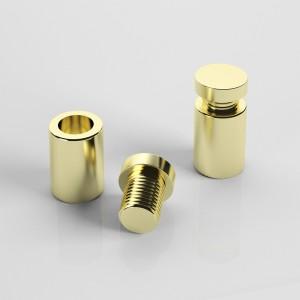 Distanziale Alluminio Gold 1313