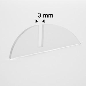 Spessore Piedini In Plexiglass