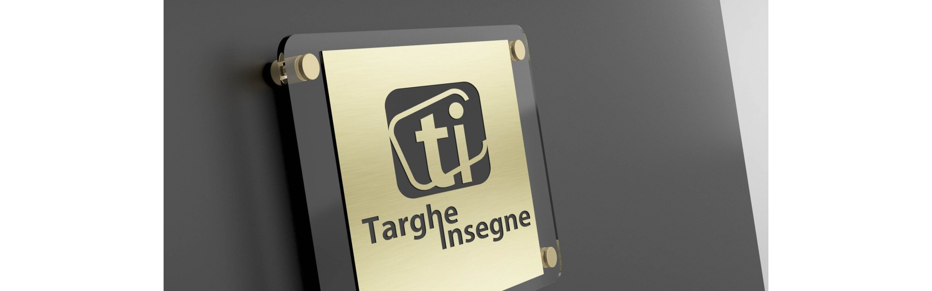 TARGHE PROFESSIONALI IN ABS INCISE